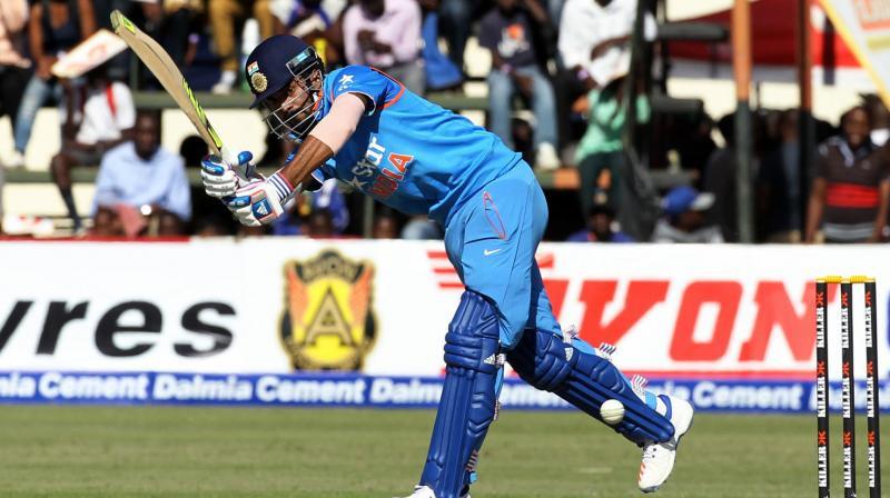 KL Rahul Batting