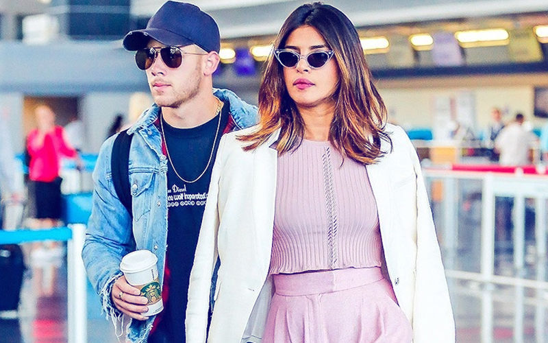 Not Without You: Nick Jonas To Accompany Priyanka Chopra To India, Again?