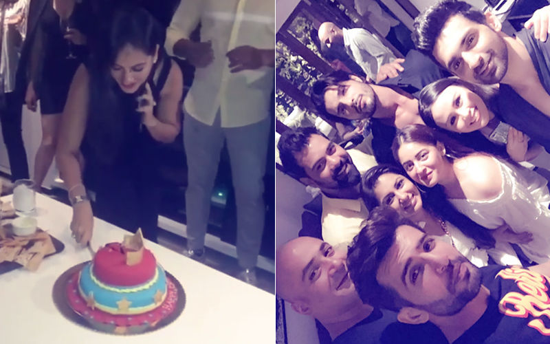 Video: Look How Actor Shabir Ahluwalia Celebrated Darling Wife Kanchi Kaul's Birthday!