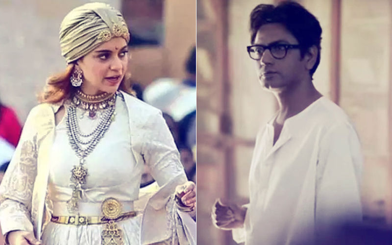Independence Day 2018: Kangana Ranaut's Manikarnika Poster & Nawazuddin Siddiqui's Manto Trailer Out Tomorrow!