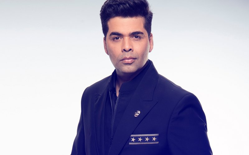 Evil Thoughts Come To Karan Johar's Mind When He Has To...