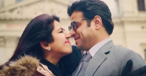 Karan Patel With Wife Ankita