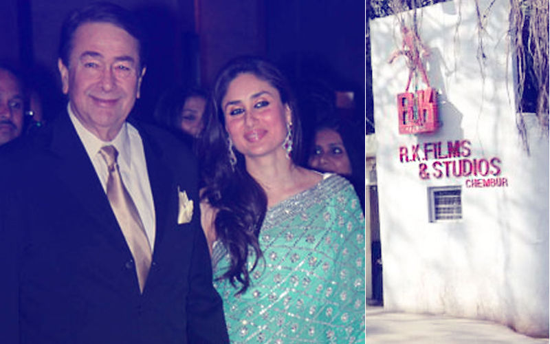 Kareena Kapoor Khan Has This To Say About RK Studios Going Up For Sale