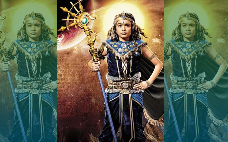 tv show review karmphal data shani will only click with mythology buffs