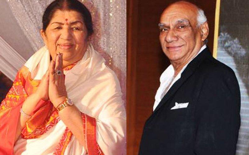 Check out Lata Mangeshkar's Heartwarming Tribute To Yash Chopra On His Birth Anniversary