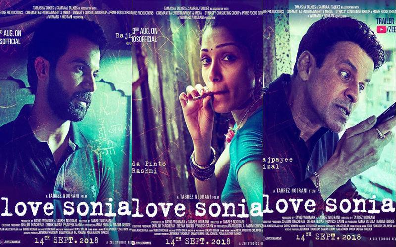 Love Sonia: फिल्म के पोस्टर में बीड़ी पीती दिखी फ्रीडा पिंटो, राजकुमार राव और ऋचा चड्ढा का लुक देखने लायक