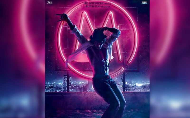 Tiger Shroff does a Michael Jackson!