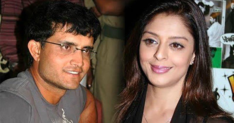Nagma And Saurabh Ganguly