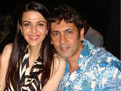 Namrata Dutt And Kumar Gaurav