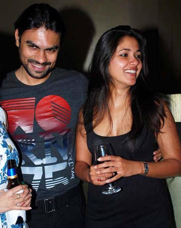 Gaurav Chopraa And Narayani Shastri