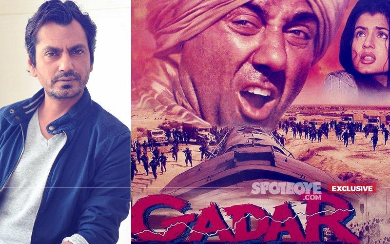 REVEALED: Nawaz's SECRET In Gadar Director's Next, Genius