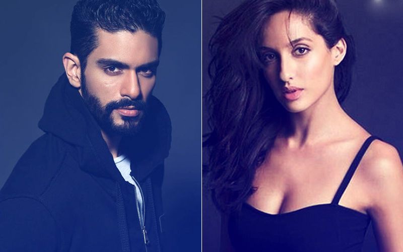 Angad Bedi Hits Back At Ex-Lover Nora Fatehi's Comment Denying His Existence