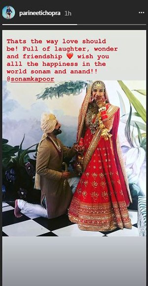 Parineeti Chopra Instagram