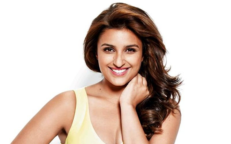Parineeti Gets Down And Dirty, Twitter Is Loving It