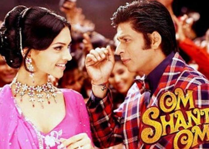 Poster Of Om Shanti Om