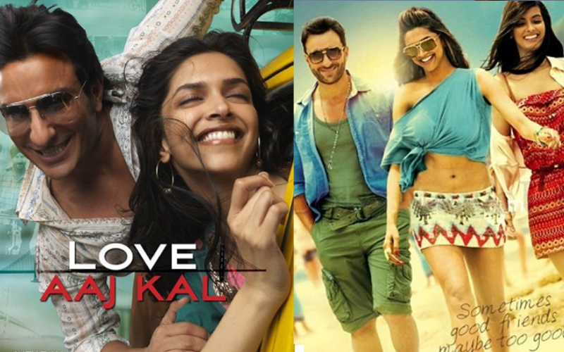 Posters Of Love Aaj Kal And Cocktail
