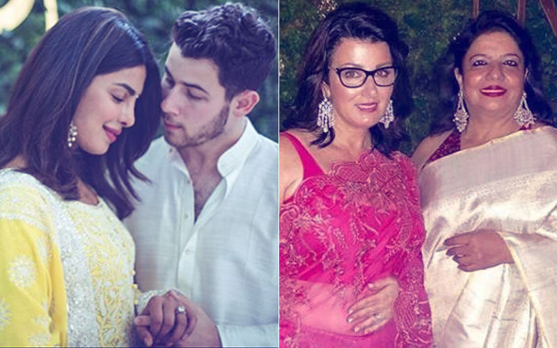 Move Over Priyanka Chopra-Nick Jonas & Check Out  Mummy Chopra & Mummy Jonas' Virtual Love
