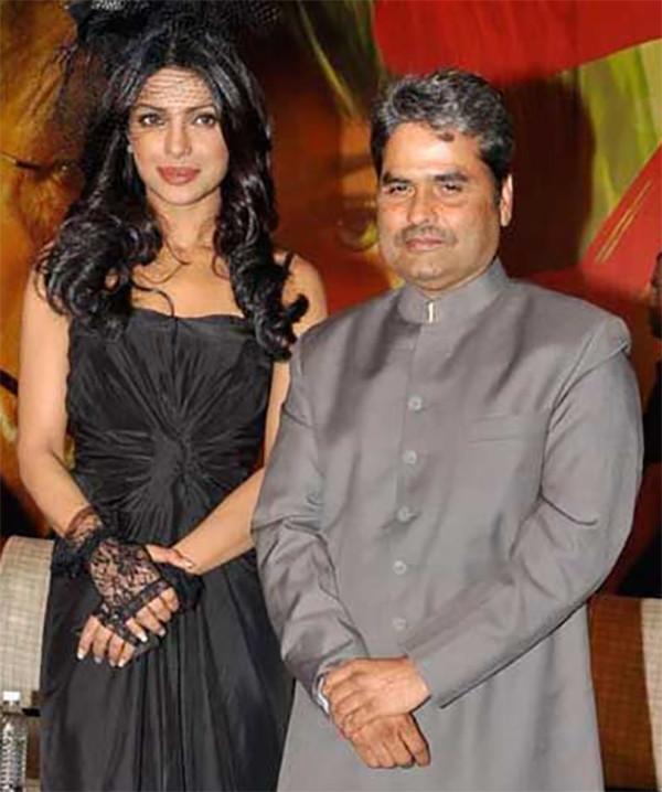 Priyanka Chopra Vishal Bhardwaj 2
