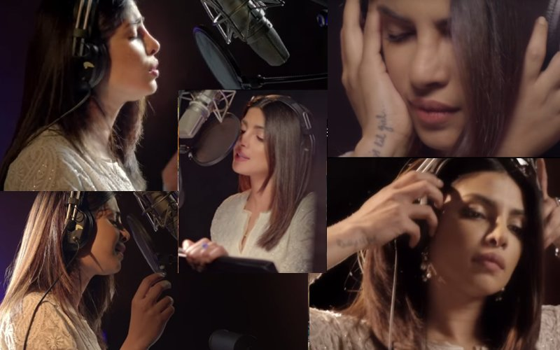 Priyanka Chopra Spills Magic As She Croons Her FIRST Marathi Song For Ventilator