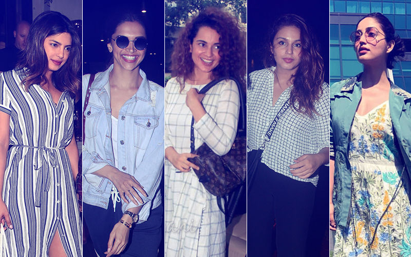 STUNNER OR BUMMER: Priyanka Chopra, Deepika Padukone, Kangana Ranaut, Huma Qureshi Or Yami Gautam?