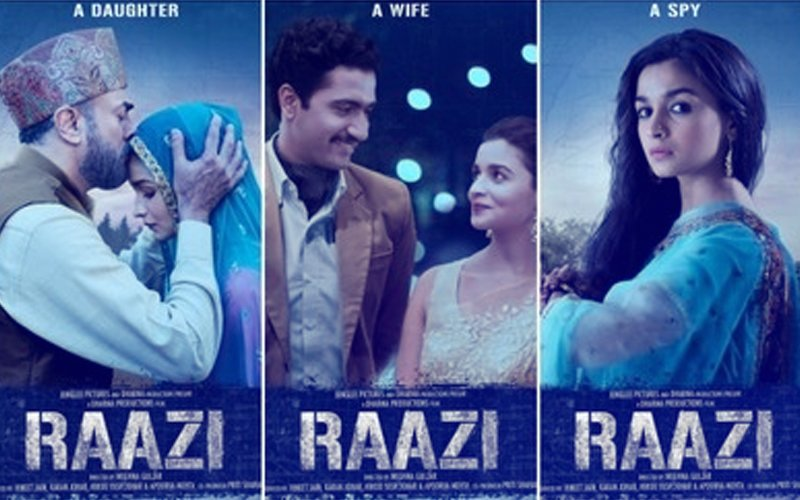 Raazi Box-Office Collection, Day 2: Alia Bhatt's Spy Thriller Shows Splendid Growth, Makes Rs 11.30 Crore