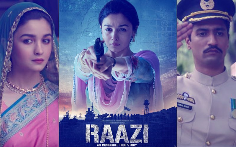 Box Office Collection: आलिया भट्ट की 'राजी' का चल जादू, दूसरे दिन फिल्म की कमाई में 50 प्रतिशत का इजाफा