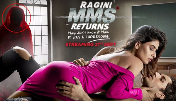Ragini MMS Returns Poster