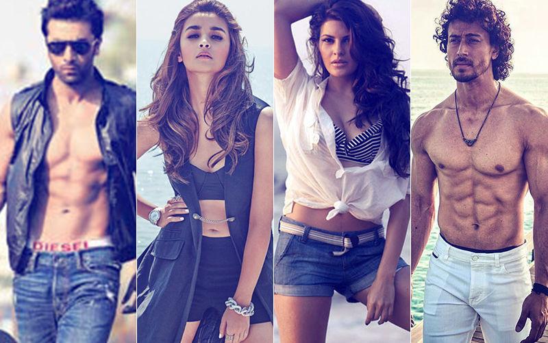 Here's How Ranbir Kapoor, Alia Bhatt, Jacqueline Fernandez & Tiger Shroff Bend It!