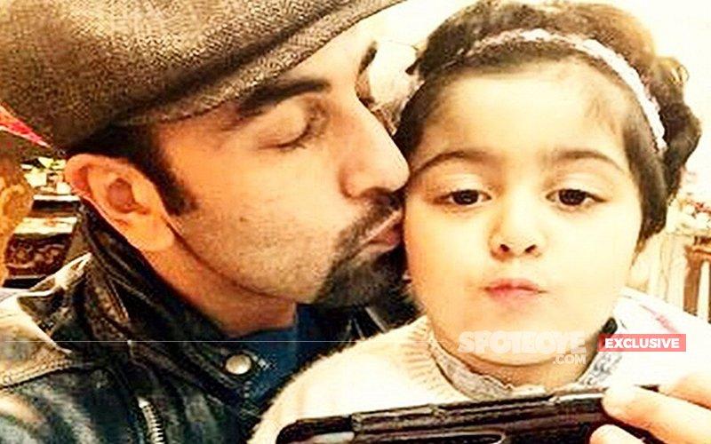 Ranbir Kapoor's Niece Samara Sahni Gets Limelight, Here's Why...