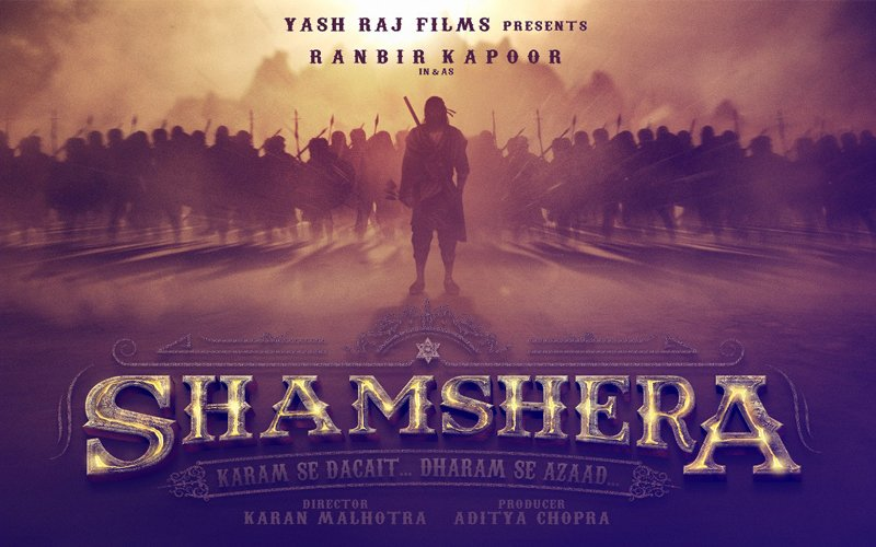 Ranbir Kapoor All Set To Turn Dacoit For YRF's Upcoming Venture Shamshera
