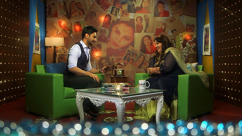 Reena Roy Back On TV 1
