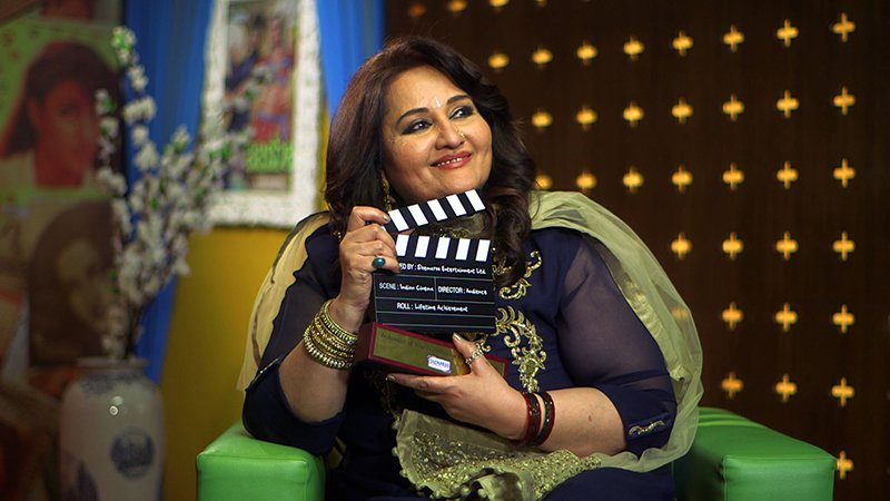 Reena Roy Is Celebrating Birthday 4