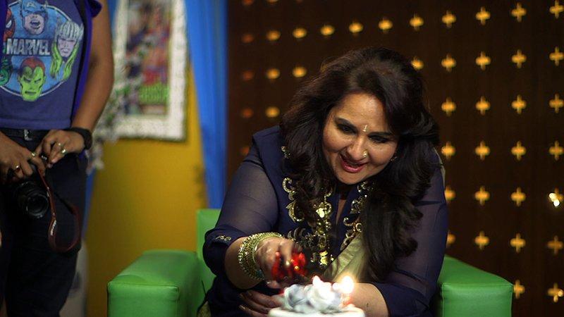 Reena Roy Is Celebrating Birthday 9