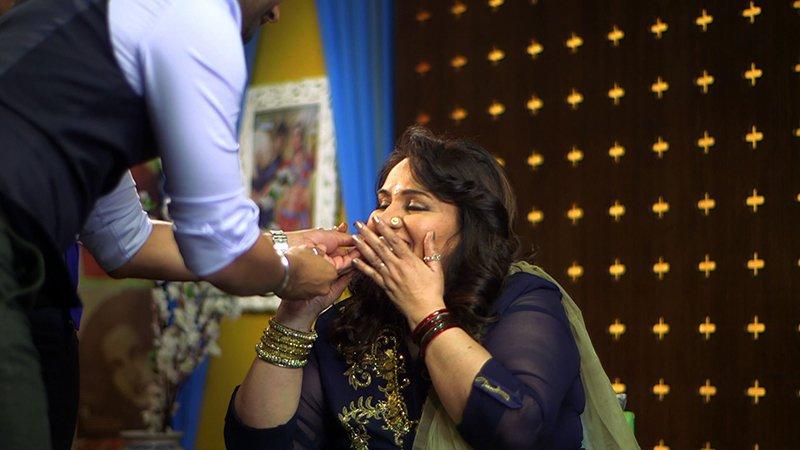 Reena Roy Is Celebrating Birthday