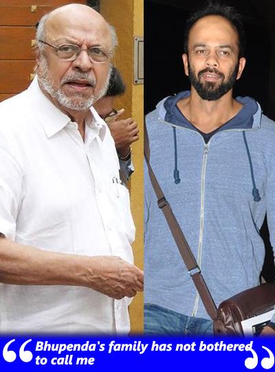 Rohit Shetty And Shyam Benegal