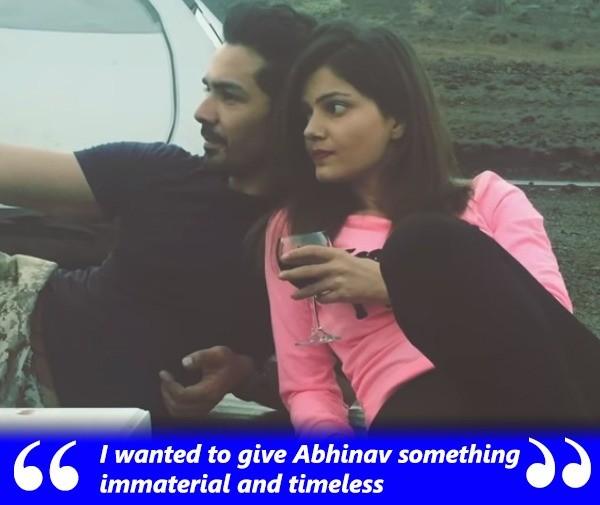 Rubina Dilaik And Abhinav Shukla