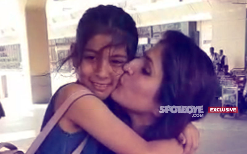This Video Will Make You Cry: Ruby Tandon Out Of Jail, Hugs Daughter