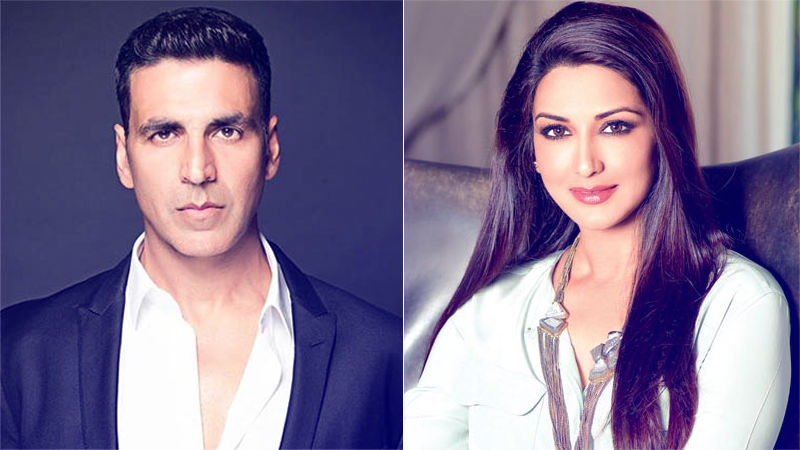 Sonali Bendre Undergoes Cancer Treatment In New York, Akshay Kumar Reaches Out To Meet Her