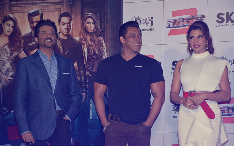 Here Are The Videos Of Race 3 Trailer Launch