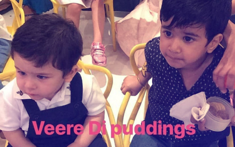 Inside Videos: Taimur & Laksshya's Dance Is The Best Thing On Internet Today