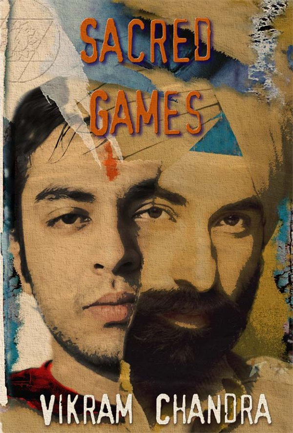 Sacred Games Book Cover