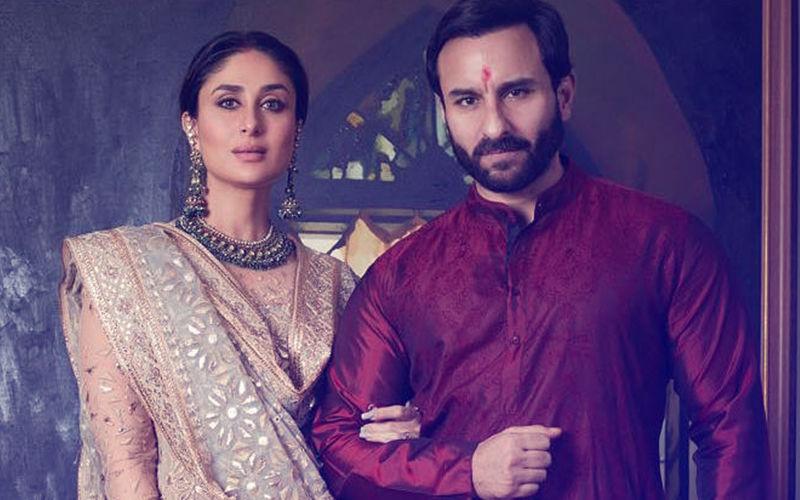 Kareena & Saif Ali Khan Reunite On Screen For A Commercial!