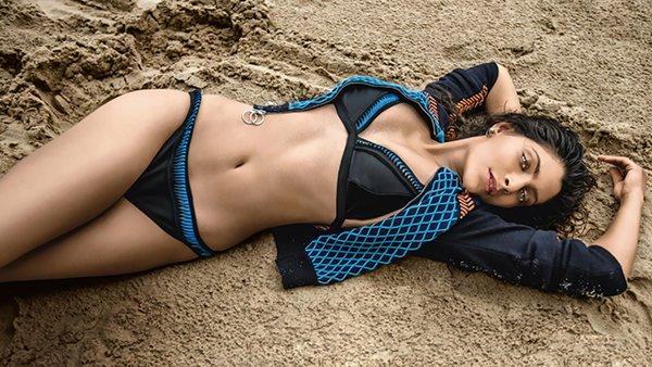 saiyami kher bikini babe