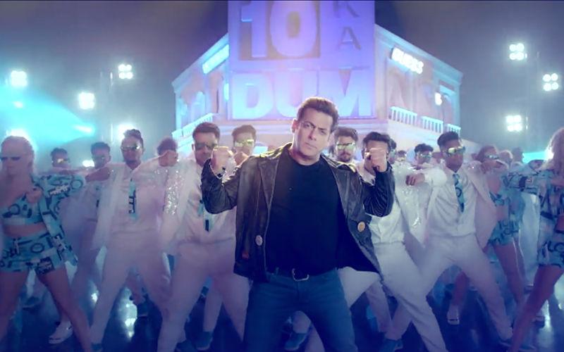 Special Treat: Salman Khan Croons A Song For 10 Ka Dum