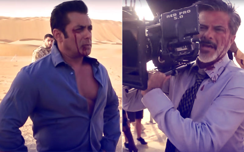 "Salman Khan Directed Race 3, Anil Kapoor Shot It. This Video Is ""Proof""..."