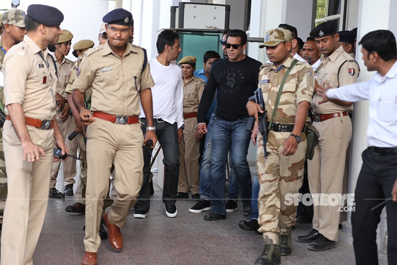 Salman Khan At Jodhpur