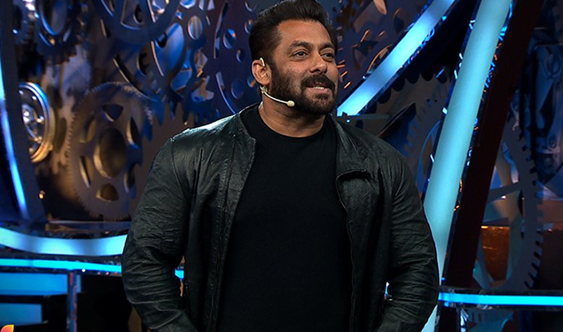 Salman Khan On Bigg Boss11