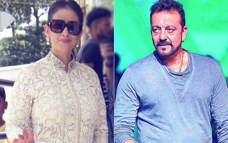 After Playing Sanjay Dutt's Mother In Sanju, Manisha Koirala Will Now Play His Wife...