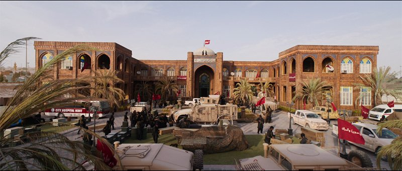 Sets Of Tiger Zinda Hai