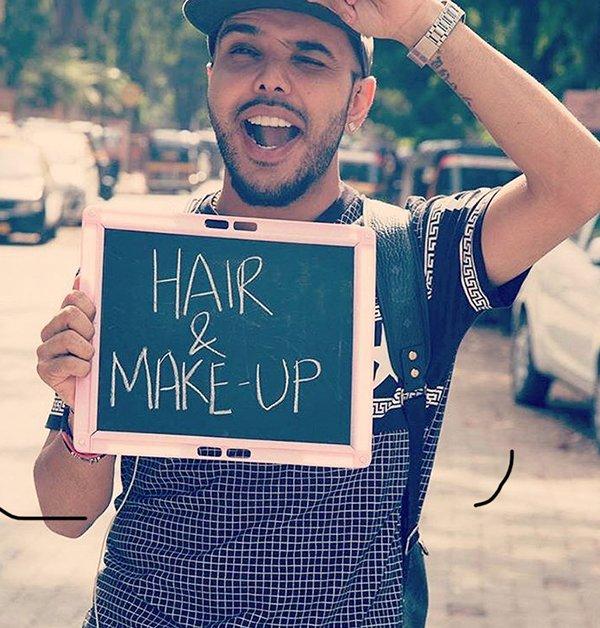 Shaan Mittathil Make Up Artist